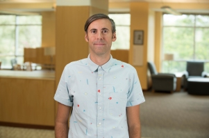 Travis Beaver, Visiting Assistant Professor of Sociology and Anthropology.